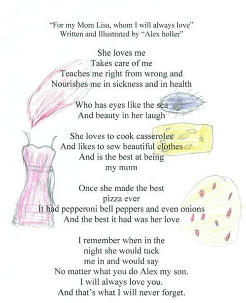 For my Mom   a mothers day poem  - Welcome to the world of